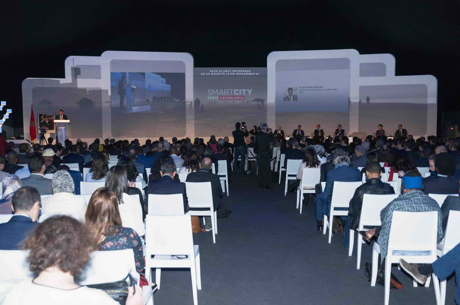 Smart City Expo Casablanca 2018