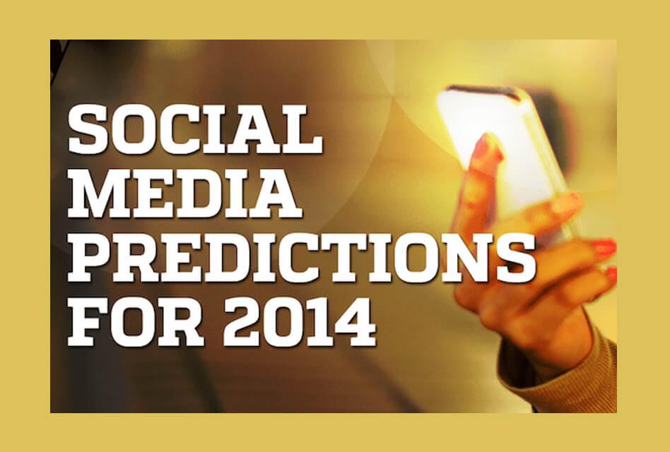 #Infographie : Les 7 tendances Social Media pour 2014 selon MagicLogix