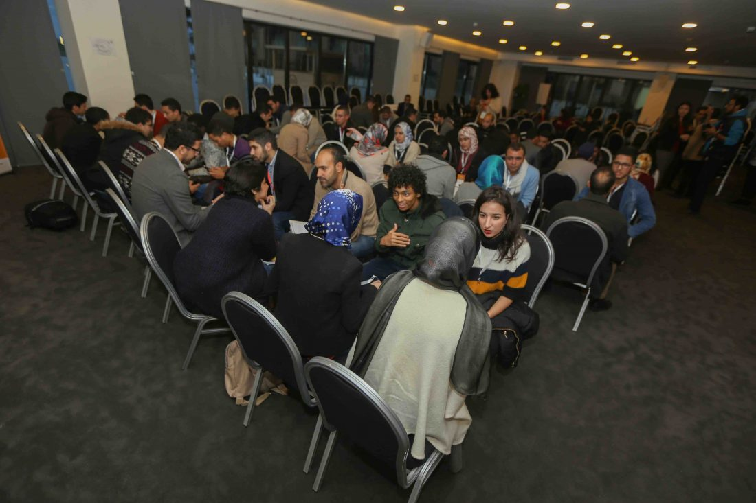 Sommet Marocain Entrepreneuriat Social 01