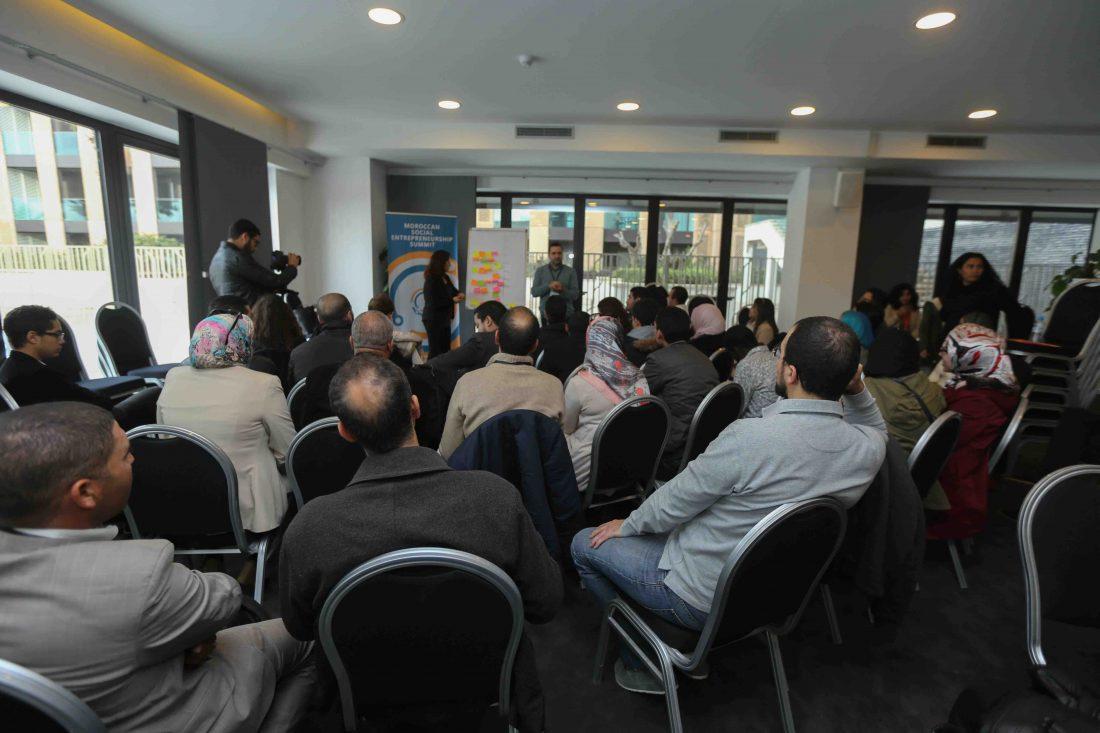 Sommet Marocain Entrepreneuriat Social 02