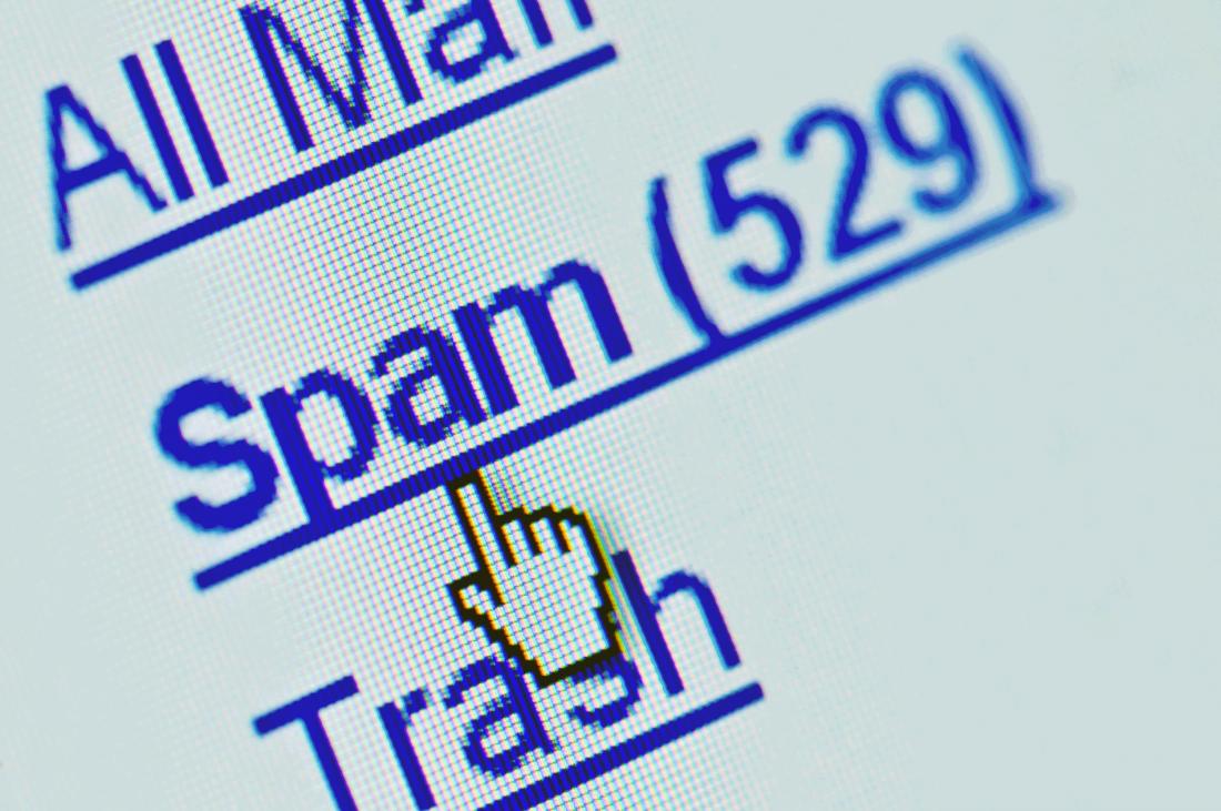 Les mots qui déclenchent l'alerte au spam selon Mailjet