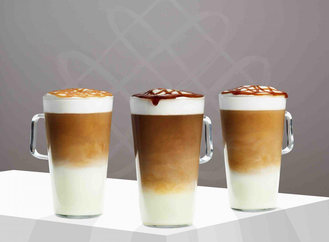 Ce printemps, Starbucks lance le Trio Macchiato