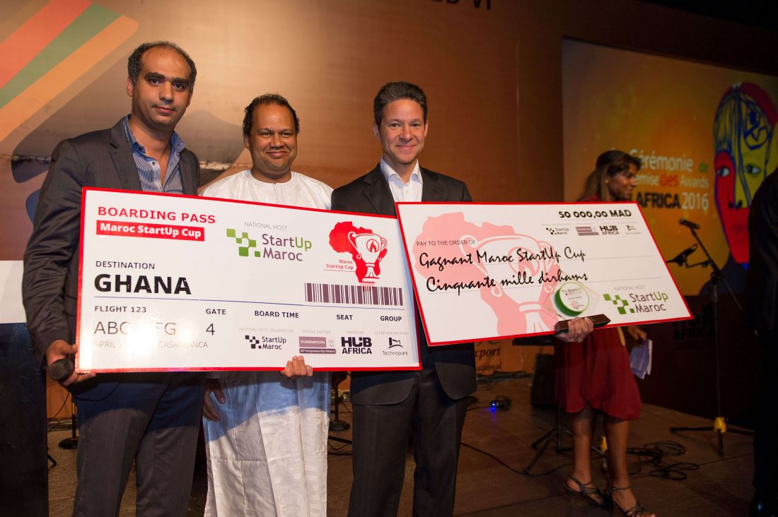 GOMOBILE remporte la Startup Cup