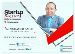 Startup Grind Marrakech