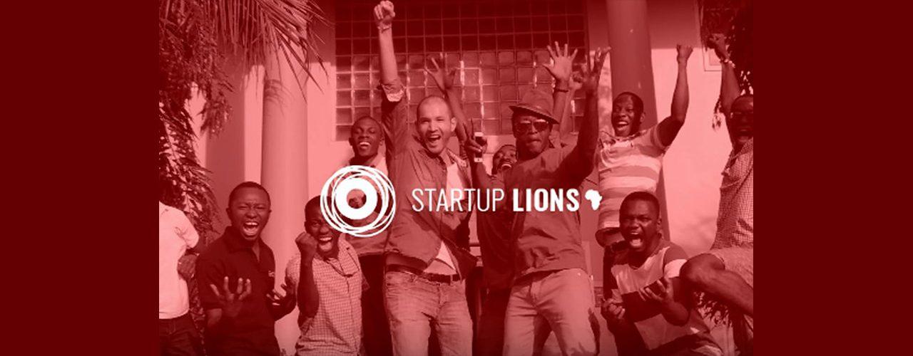 Livre-reportage : Startup Lions