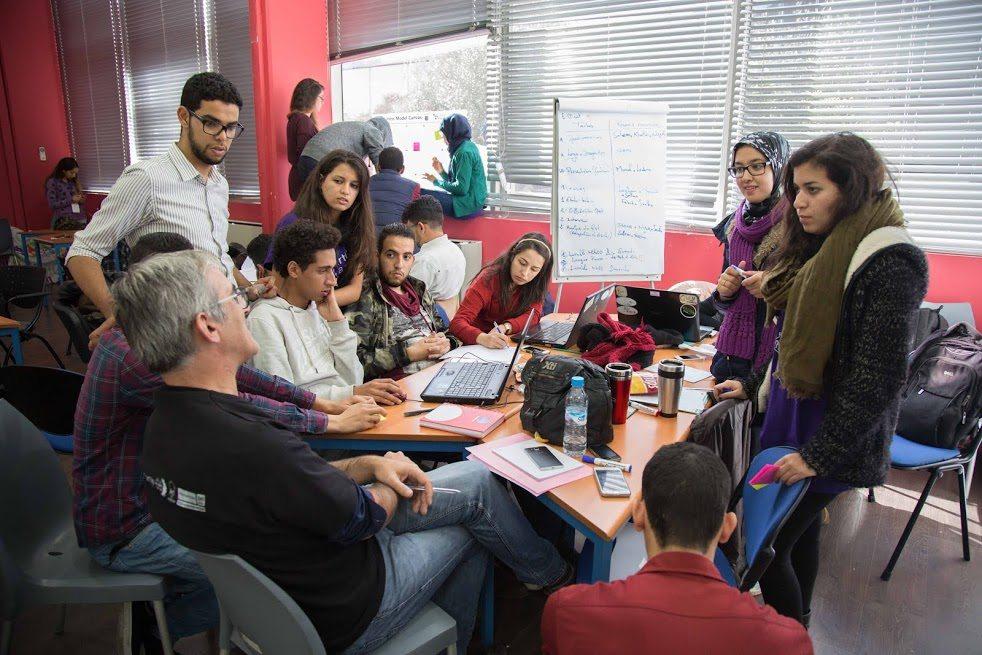 Startup Weekend Casablanca Women 01