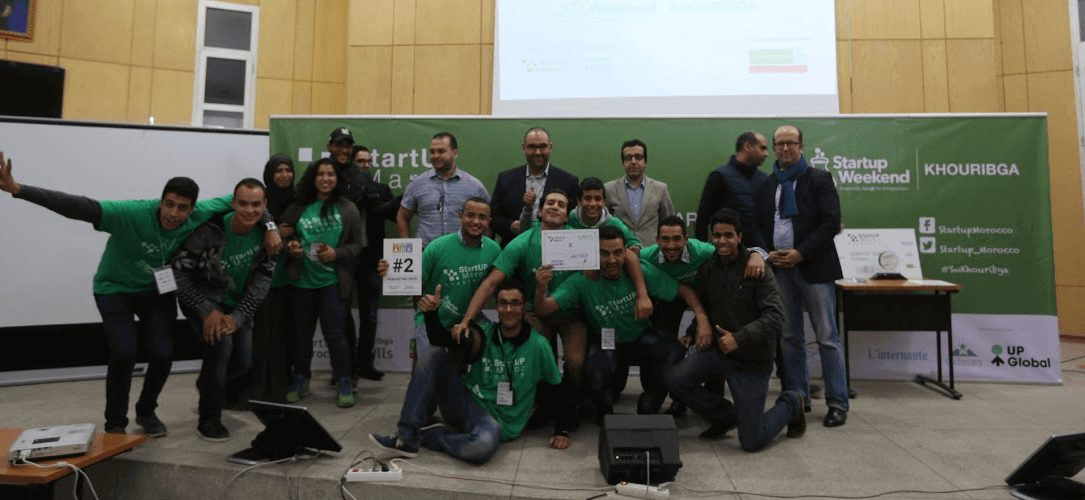 Startup Weekend Khouribga : plus de 360 participants !