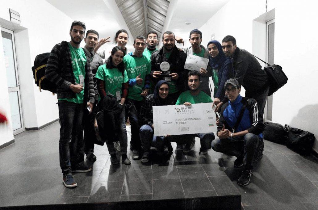 Startup Weekend Khouribga 01