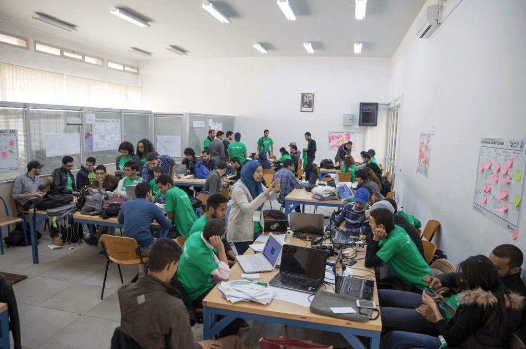 Startup Weekend Khouribga 09