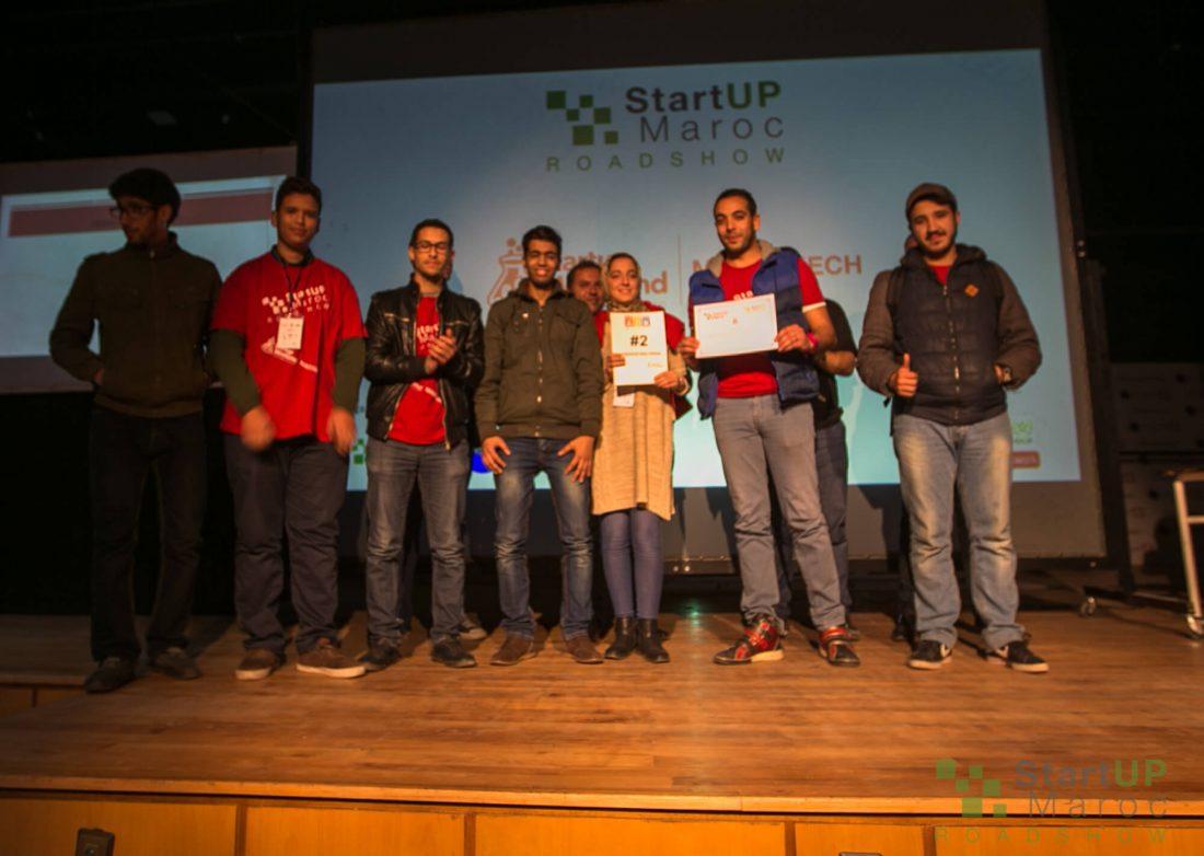 Startup Weekend Marrakech Adrentor