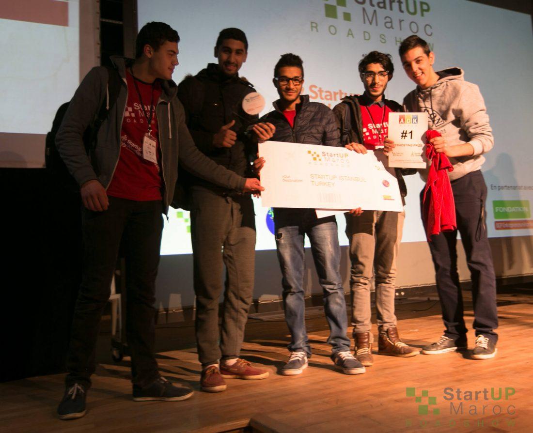Startup Weekend Marrakech Motion