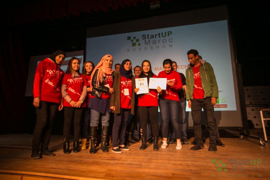 Startup Weekend Marrakech Onima