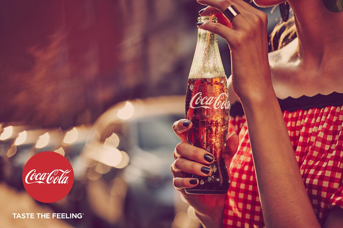 Coca-Cola lance au Maroc la campagne de communication internationale «TASTE THE FEELING»