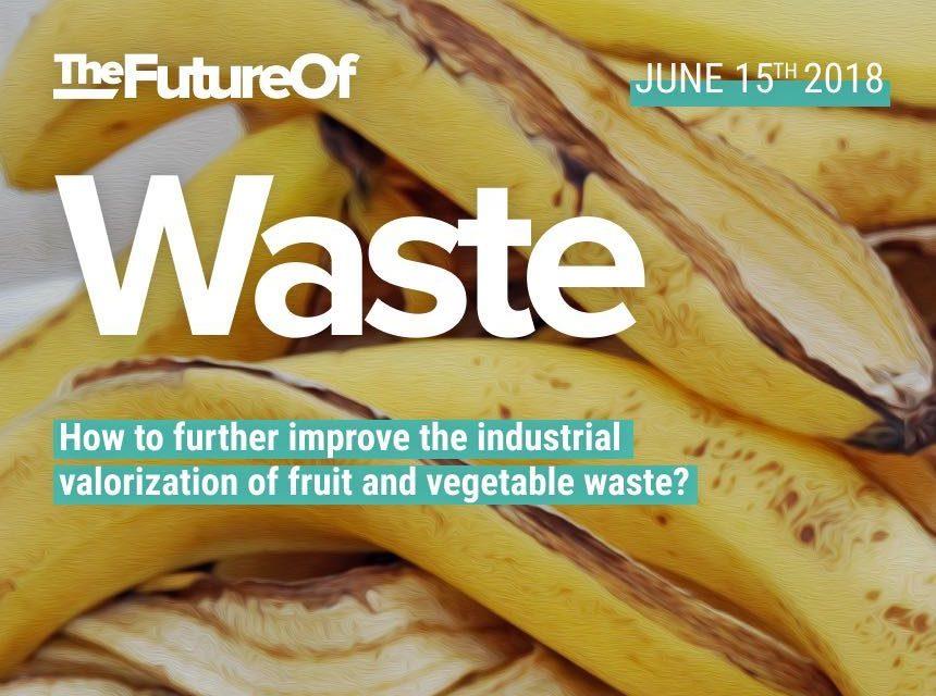 POMM'it représente le Maroc au TheFutureOf Waste 2018