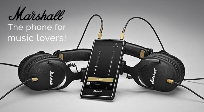 The Marshall London Phone: A delight for music lovers