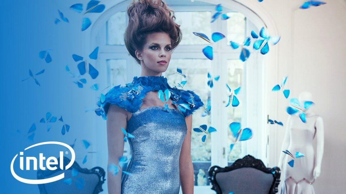 """Intel Edison révolutionne les défilés de mode avec le """"Wearable Fashion"""""""