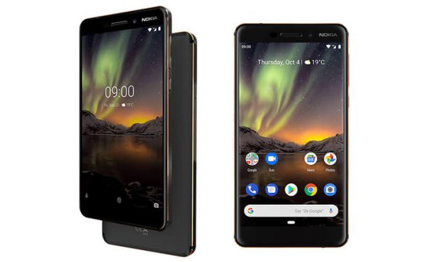 Android 9 Pie arrive sur Nokia 6.1
