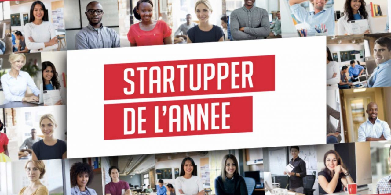 Challenge Startupper de l'Année 2018-2019