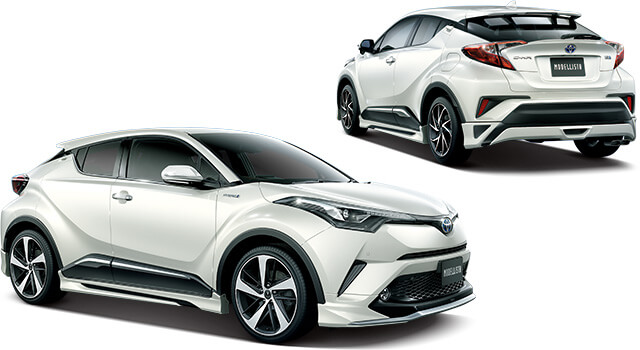 Toyota CHR 05