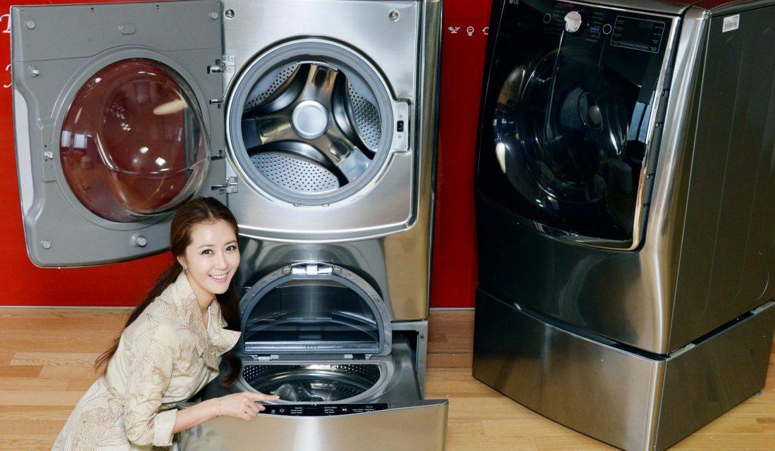 #Innovation : TWIN WASH™ le nouveau concept de LG