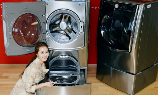 #Innovation : TWIN WASH™ le nouveau concept de LG