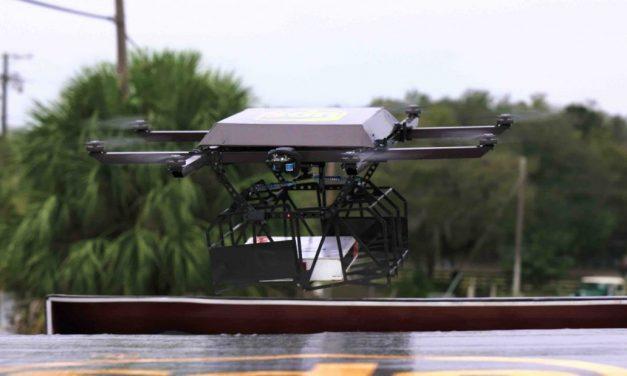 UPS expérimente la livraison résidentielle par drone