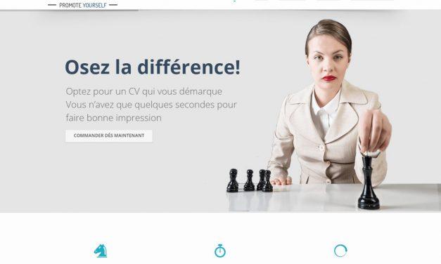 UpCvUp.com : Nouvelle plateforme pour rédiger des CV sur-mesure et convaincants