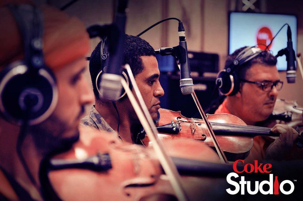 Violon Coke Studio