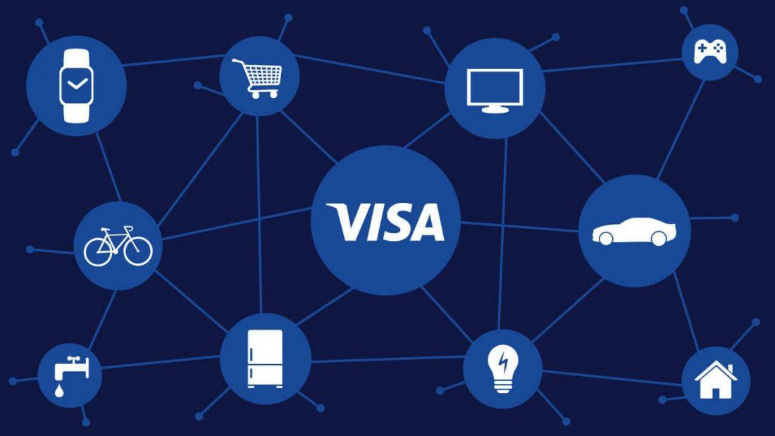 Visa intègre les paiements sécurisés à l'Internet des Objets