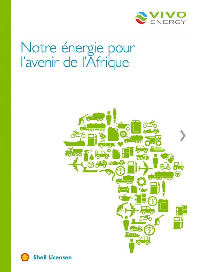 Vivo Energy Corporate
