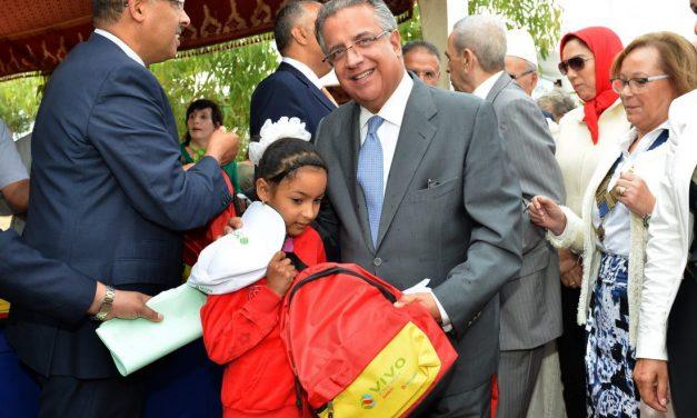 Vivo Energy Maroc fait le plein d'humanitaire pour la rentrée scolaire