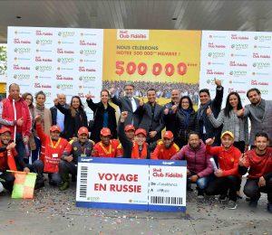 Vivo Energy Maroc Shell Club Fidelite