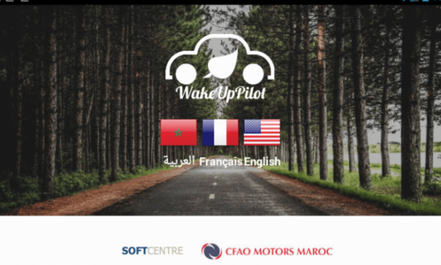 Wake up Pilot : une application mobile permettant au conducteur d'estimer son niveau de fatigue avant et pendant le trajet