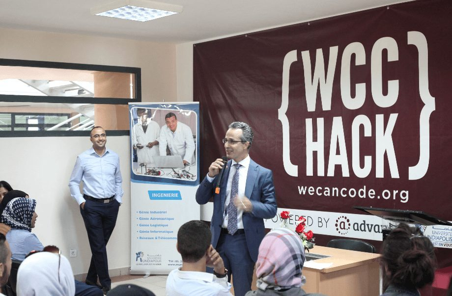 Retour sur le {WeCanCode} Hackathon Casablanca