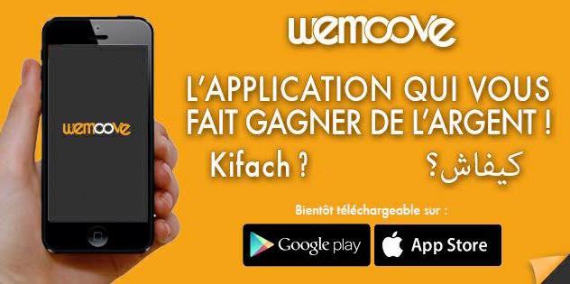 Digital Data Marketing lance l'application WeMoove
