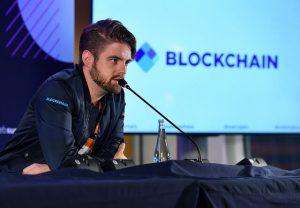 Web Summit Peter Smith Blockchain