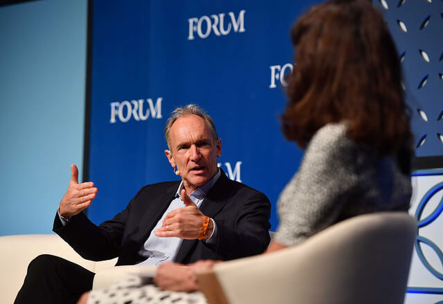 Tim Berners-Lee unveils new bid to protect the World Wide Web he invented