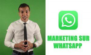 Whatsapp Marketing Ayoub Rehane