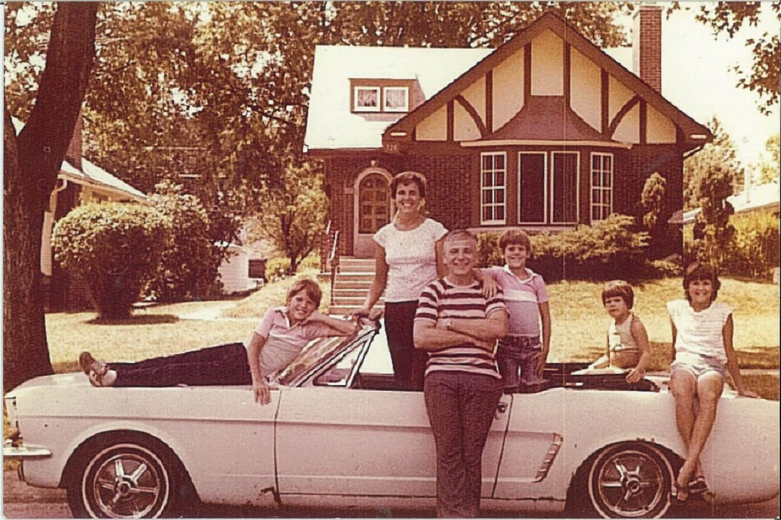 Récit de marque : Le Ford Mustang Day