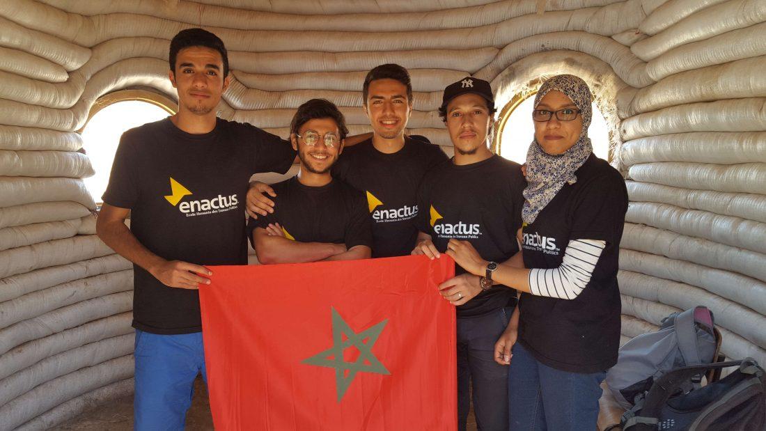 World Cup Enactus au Canada : Deux entreprises écologiques à la plus grande compétition d'entrepreneuriat social au monde