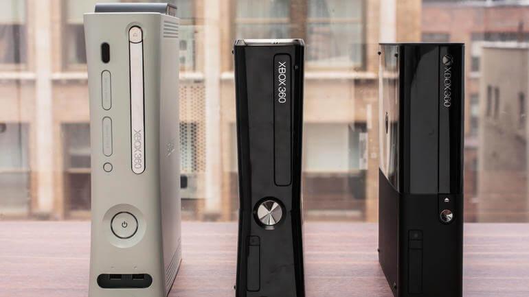 XBOX 360 phat slim