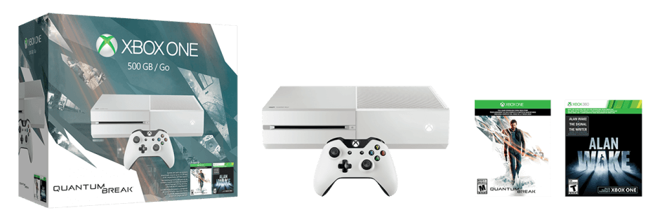 Xbox One Quantum Break Bundle