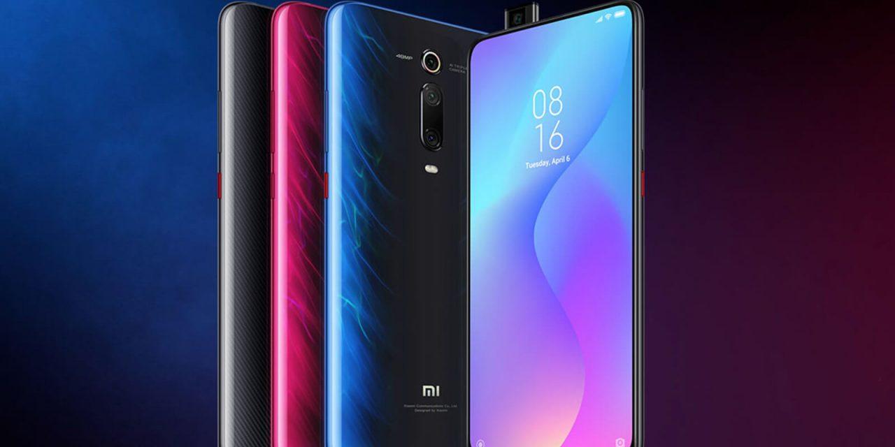 Le modèle-phare de Xiaomi, Mi 9T, disponible