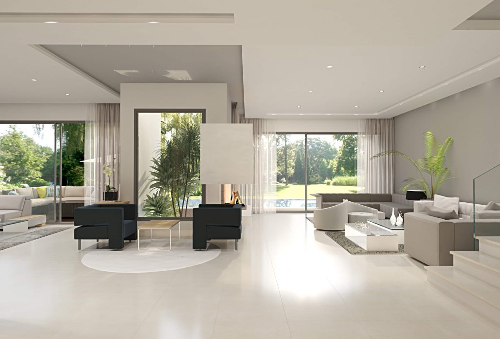 Yamed Promotion Terre Oceane Interieur