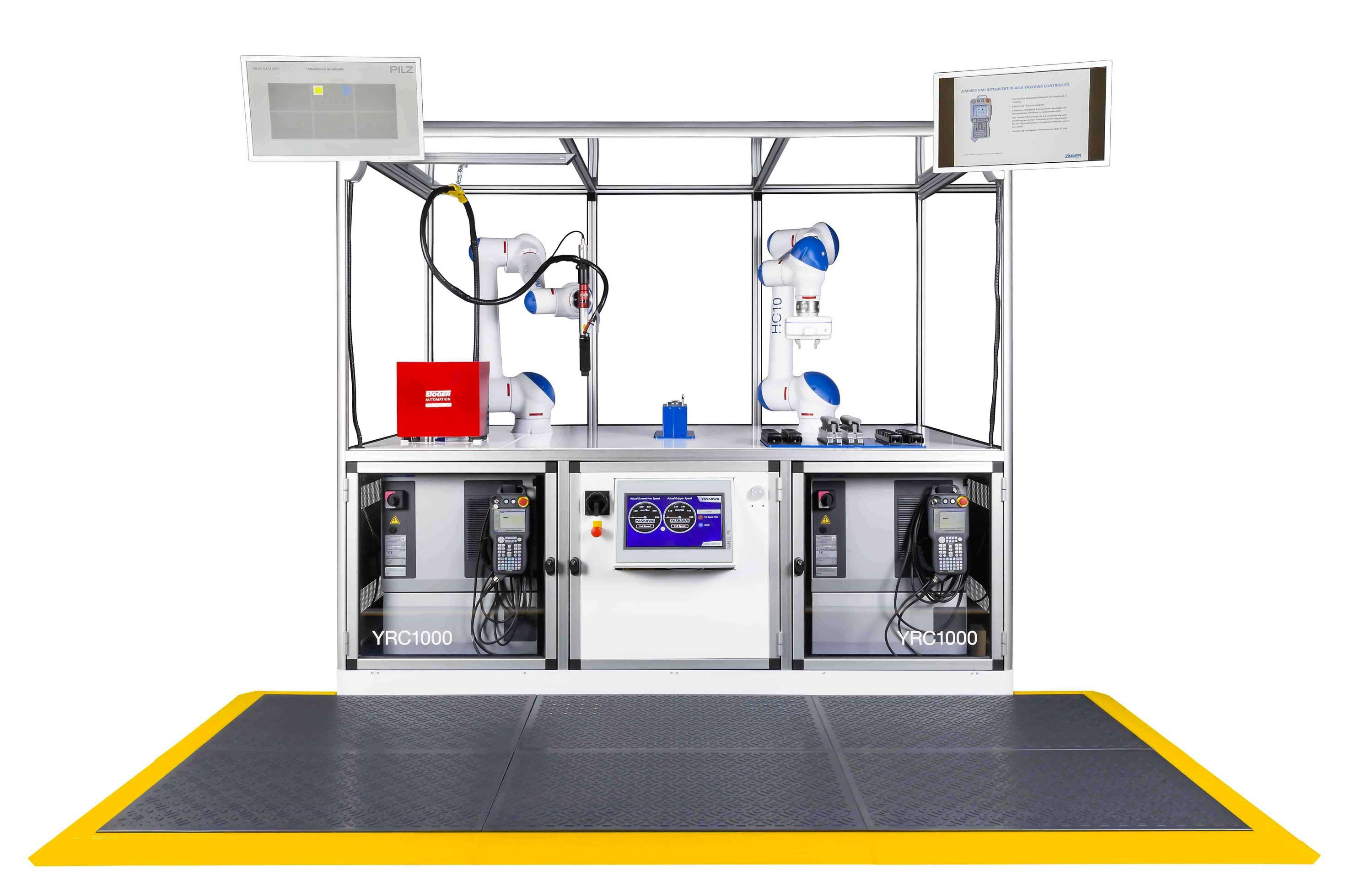 Yaskawa-hybrid-HC10-robots