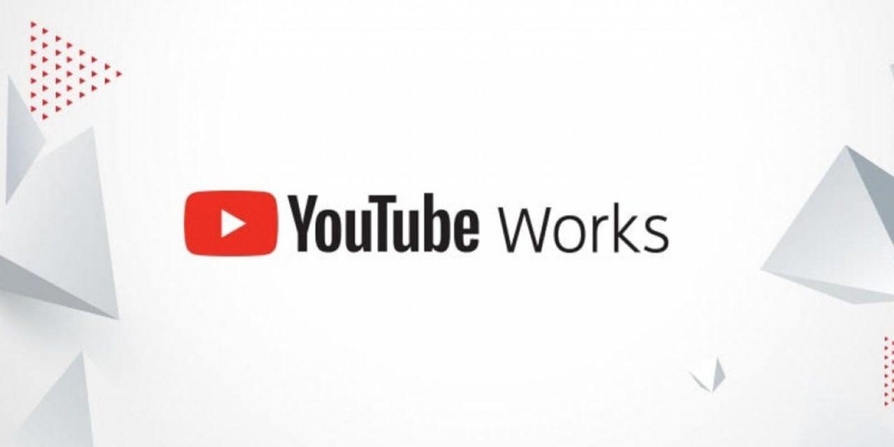Prix YouTube Works : Le palmarès