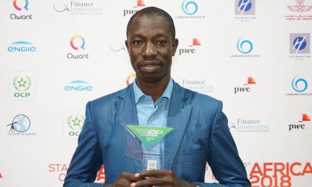 Le Prix Spécial OCP Agritech octroyé à la startup ivoirienne GRACI