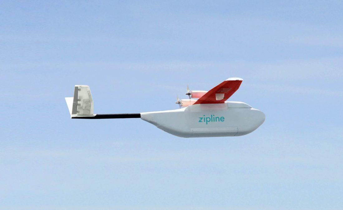 Le Rwanda lance le premier service mondial de livraison par drones