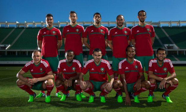 #Football : adidas signe le nouveau maillot de l'équipe nationale