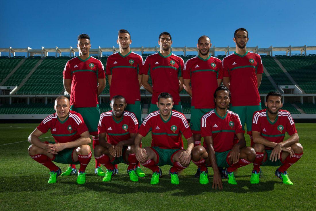 adidas maroc football